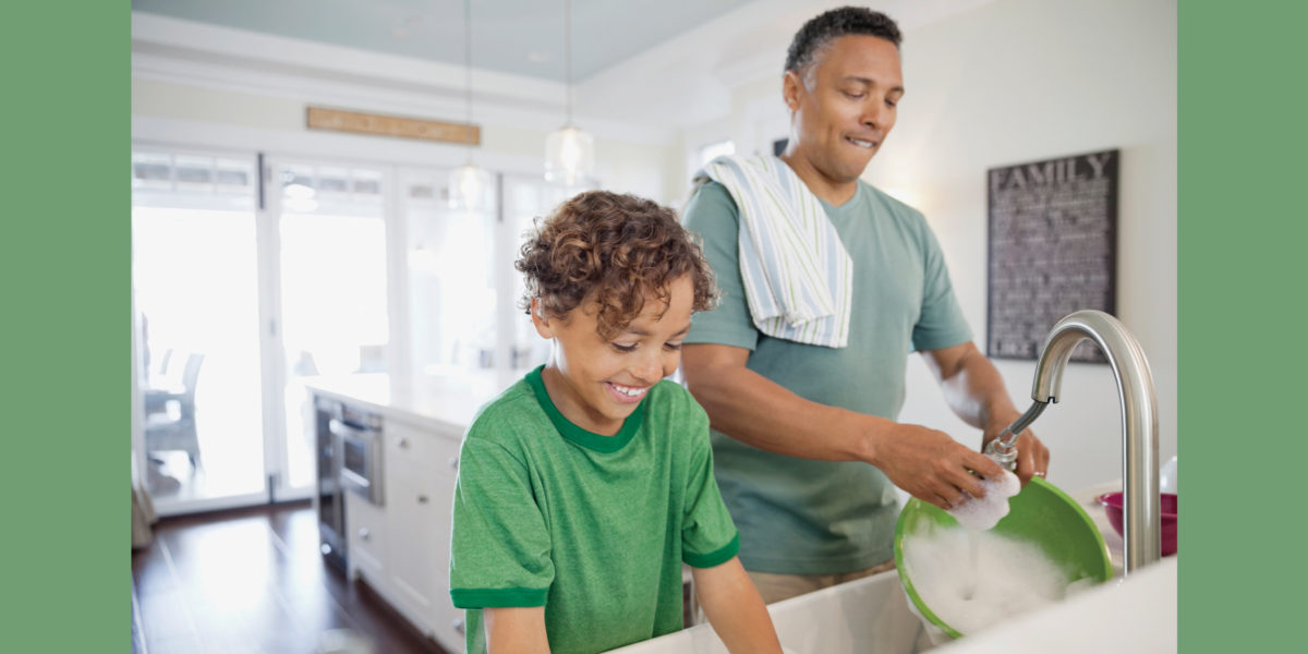 Chores are good for children, even if they're a pain in the neck for you to have to remind them to do