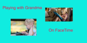 Being a grandparent at-a- distance